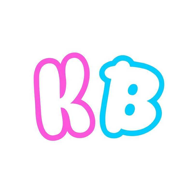 KiddoByte's logo within a circle next to the text with the name of KiddoByte